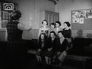 Still frame from 'Crofter Boy'
