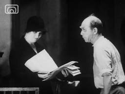 Still frame from 'Tam Trauchle's Troubles - Clip 1 (1934)'