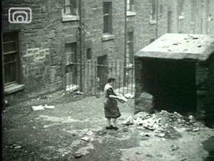 Still frame from 'Glasgow Today and Tomorrow'