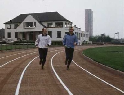 Jogging in the Seventies