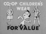 Still image from Co-op Adverts from the 1950s and 1970s