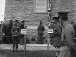 Still image from Unveiling of Kitchener War Memorial