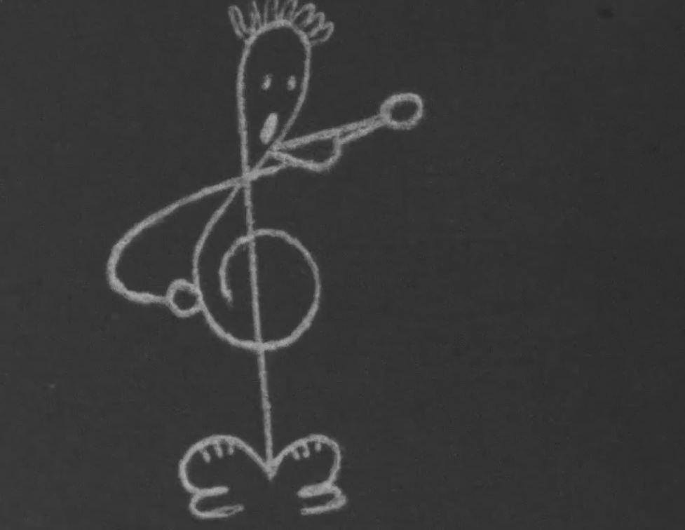 Still image from Doodlin' To Music