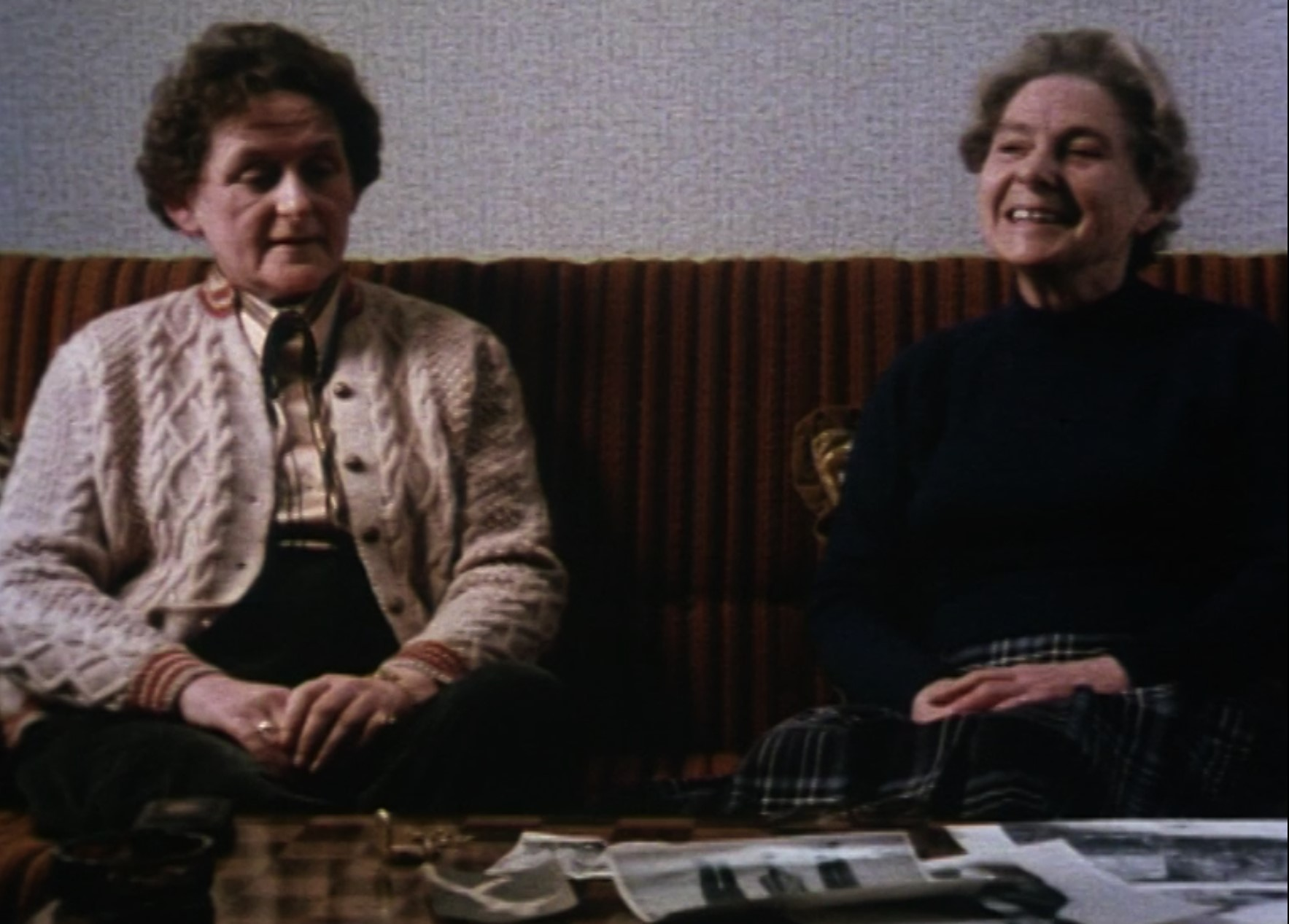 Still image from Red Skirts on Clydeside (clip 2)
