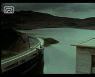 Still image from the film 'Rivers at Work'