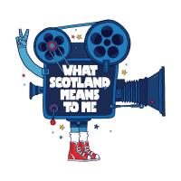 What Scotland Means To Me logo